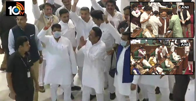 cm, mlas come to assembly with masks