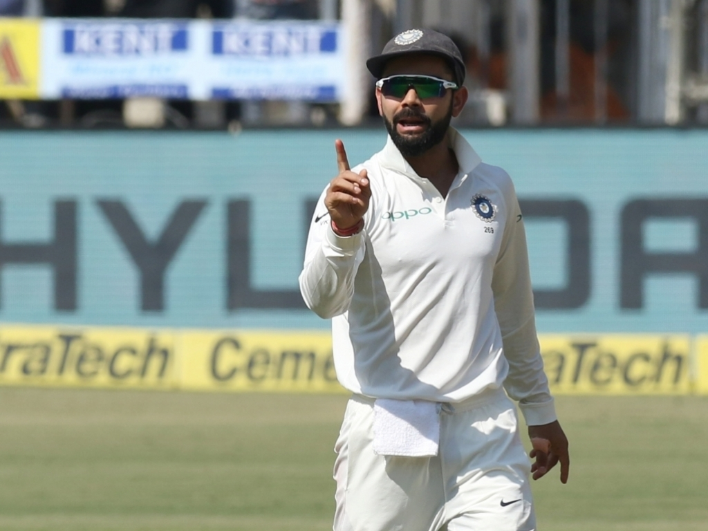 Virat Kohli Snaps At Reporter For Questioning His On-Field