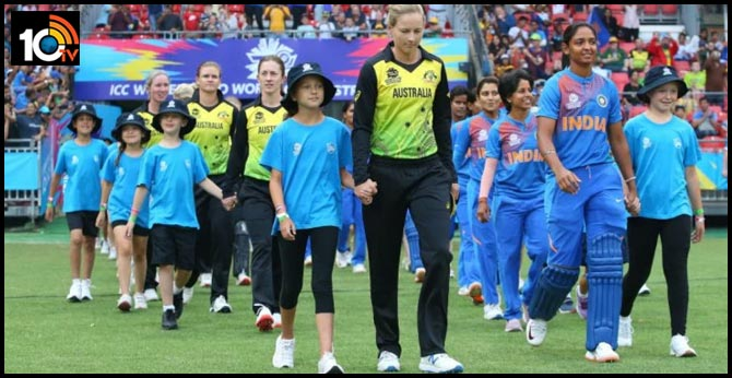 All The Best: Women's T20 World Cup Final..Australia Vs India