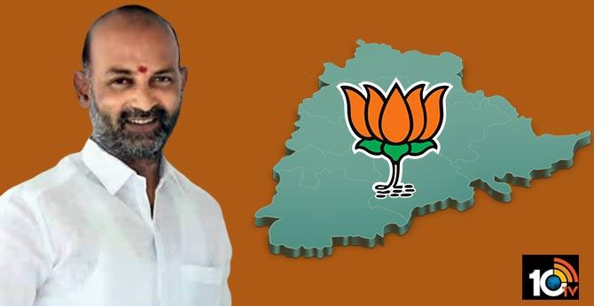 Bharatiya Janata Party appoints Bandi Sanjay Kumar as the state president of Telangana BJP.
