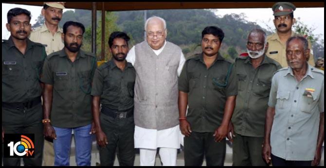 Coronavirus Effect : Arif Mohammed Khan, Governor of Kerala who went on vacation