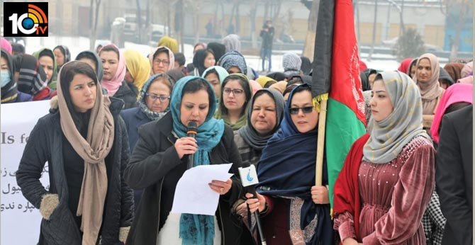 I Don't Want This Peace': Afghan Women Fear Losing Their Freedom With Taliban's Return