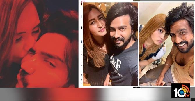 Jwala Gutta Conforms She is Dating with Tamil Actor Vishnu Vishal