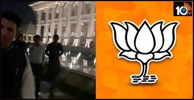 "4 Kamal Nath Government MLAs At Gurgaon Hotel, BJP Accused Of ""Buying"" Them"