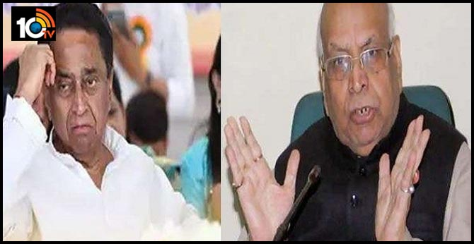 Madhya Pradesh Governor Asks Kamal Nath To Take Trust Vote Tomorrow