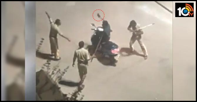 Police attacks on journalists in telangana