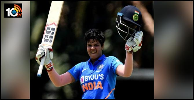 Shafali Verma, new sensation in indian women cricket team