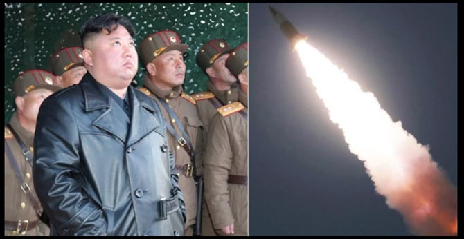 South Korea Says North Korea Test Fired 2 Missiles, Calls It 'Inappropriate' During a Global Pandemic