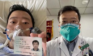 Coronavirus: Wuhan police apologise to family of whistle-blowing doctor Li Wenliang
