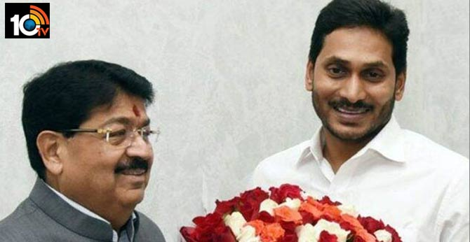 reason behind cm jagan giving parimal nathwani rajya sabha ticket