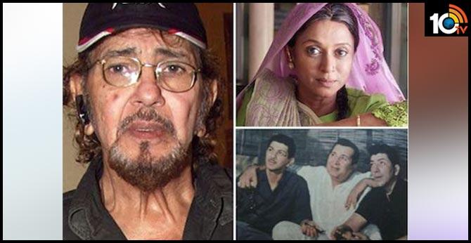 ప్రముఖ నటుడు, దర్శకుడు ఇమ్తియాజ్ ఖాన్ కన్నుమూత..