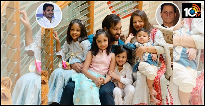 Manchu Vishnu about His Kids