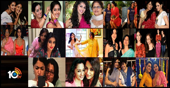 Meet the Mothers of South Indian Actresses