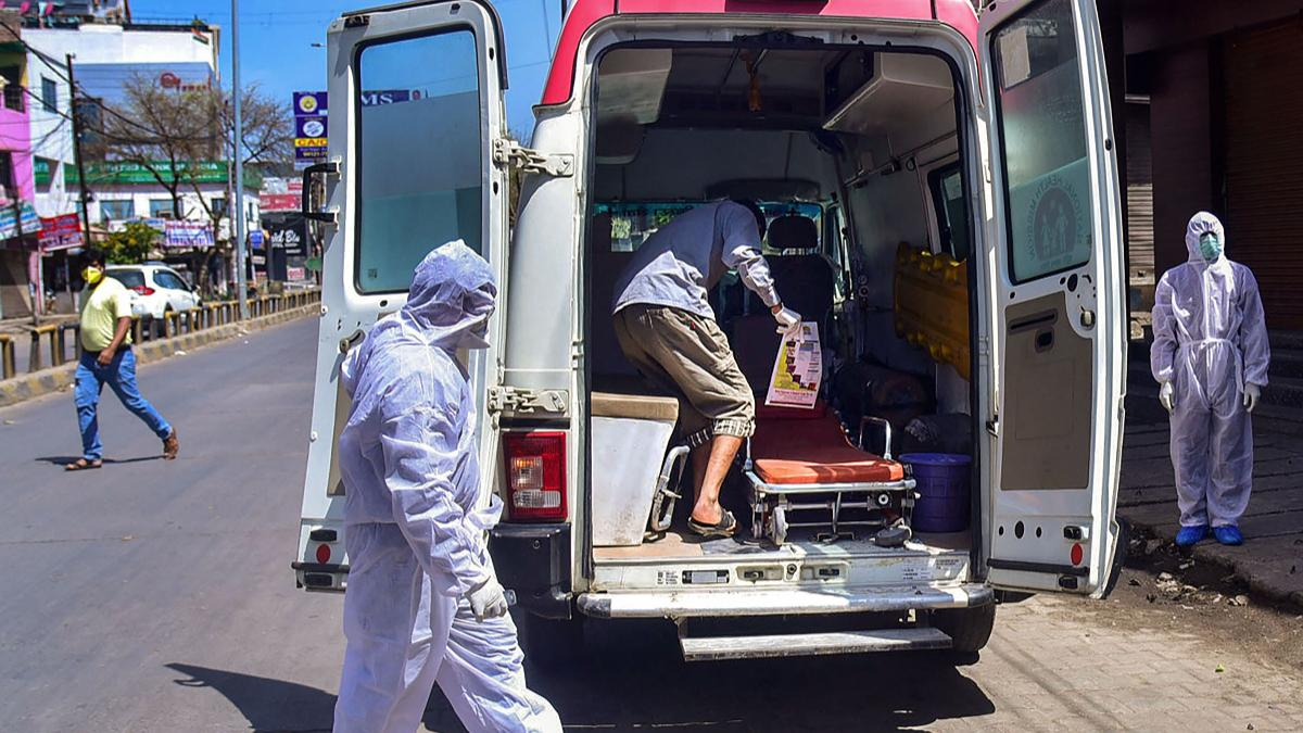 Coronavirus Positive to 102 Vehicle Driver Who Moved Pregnant