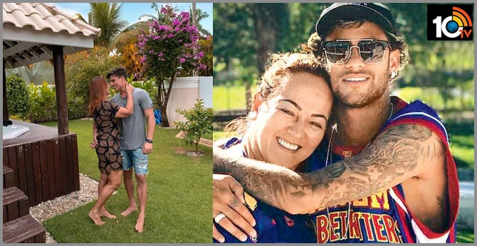 Football superstar Neymar happy for his 52-year-old mum to be dating 22-year-old superfan