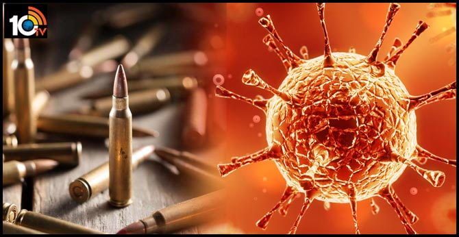 Only one Caronavirus is equal to Crore Bullets of mine