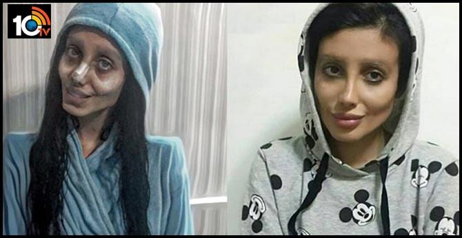 Iranian Instagram star Sahar Tabar on ventilator after contracting coronavirus