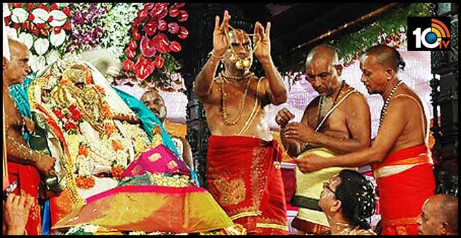 సీతారాముల కల్యాణం : భక్తులెవరూ రావద్దు..ప్రత్యక్ష ప్రసారంలో చూడండి
