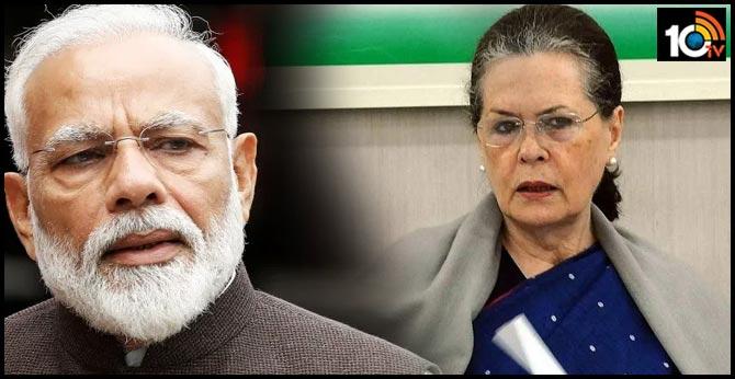 Coronavirus Outbreak: Sonia Gandhi writes to PM Modi