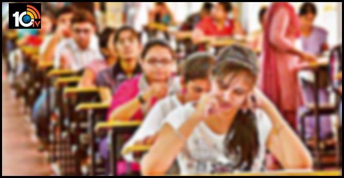 Telangana eamcet exam in may moth
