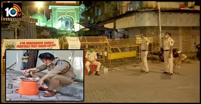 సరిలేరు మీకెవ్వరూ : ఇళ్లల్లో ప్రజలు..కుటుంబాలకు దూరంగా పోలీసులు