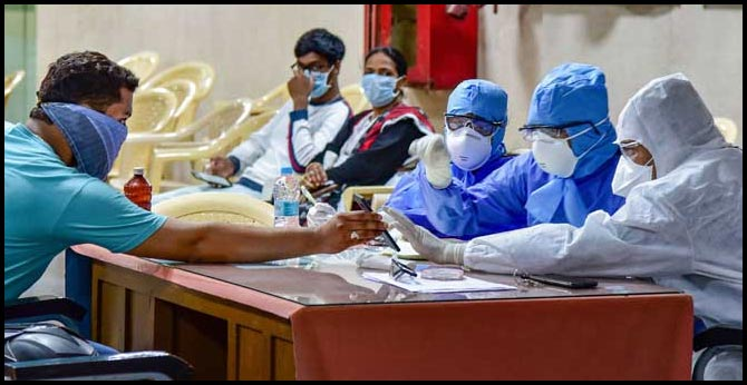 what is the technology using by ap, telangana govts for surveillance on corona quarantine patients