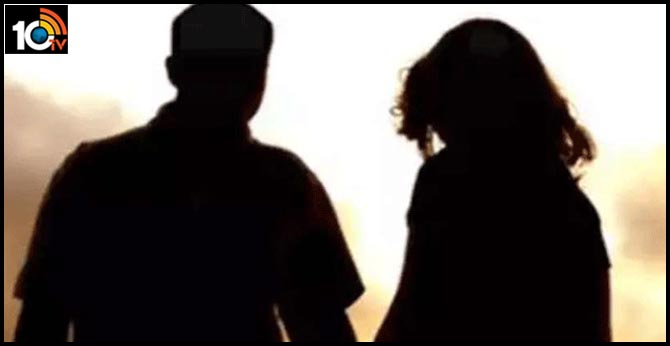 woman illegal affair with son in law