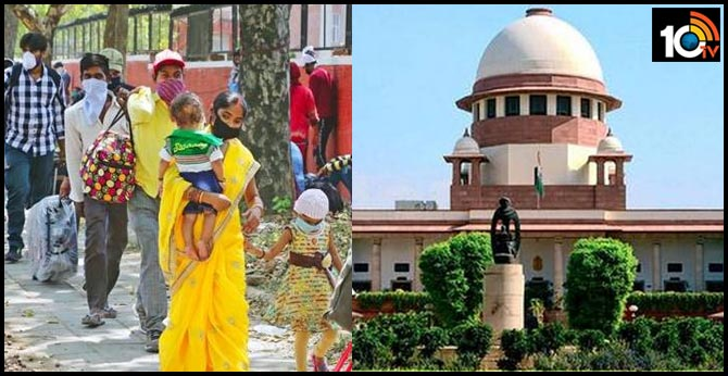 No Fares For Migrants, States, Railways To Provide Food: Supreme Court