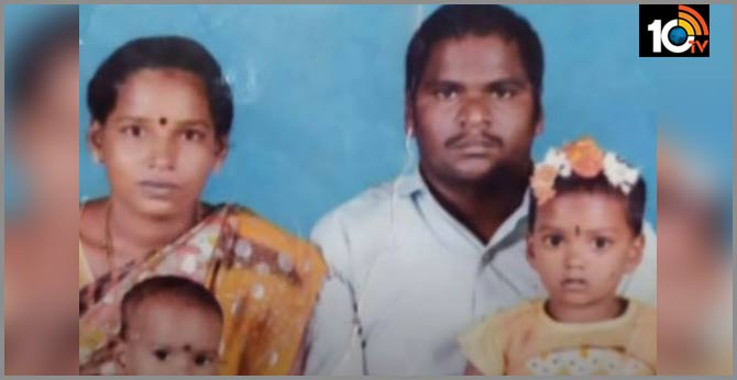 Unemployed man hangs himself to death after killing his 3 children
