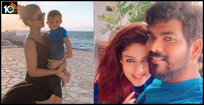 Tamil Director Vignesh Sivan Mother's Day wishes to Nayanthara