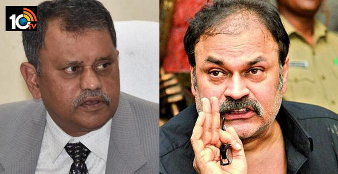 nagababu on high court verdict at.. Election Commissioner Nimmagadda Ramesh Kumar's Issue