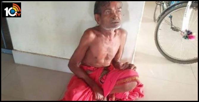 odisha priest sacrificed man to stop coronaIn bhahmanidevi temple