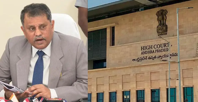 Re-appointed Nimmagadda Ramesh Kumar says AP high court...big shock to CM JAGAN