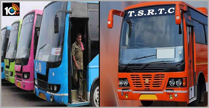 rtc services to start in telangana