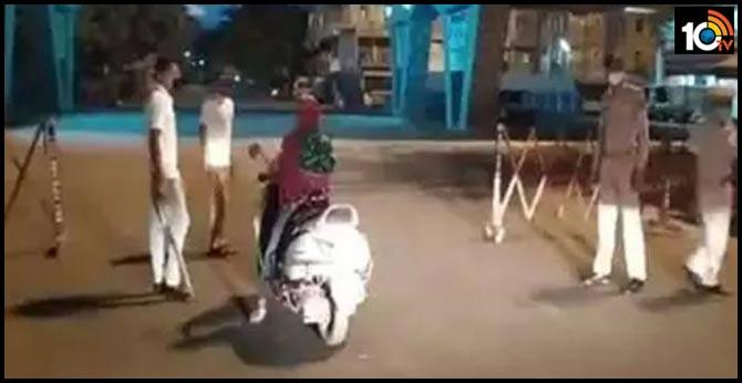 లాక్డౌన్లో లవర్ని కలవటానికి అమ్మాయి గెటప్..సూరత్ పోరడి వీరప్రేమ గాథ