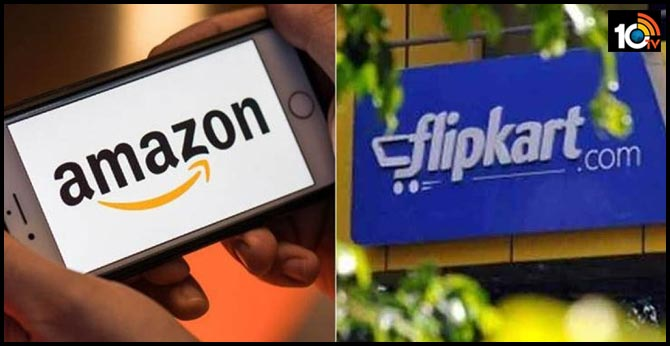 Starting May 4, Amazon and Flipkart can deliver non-essential goods in orange, green zones