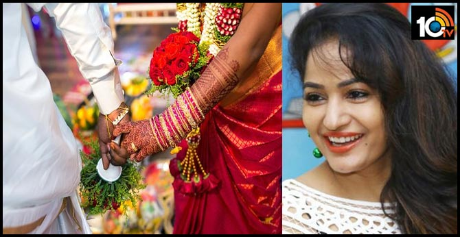 Actress Madhavidalai Comments On Weddings In Lockdown