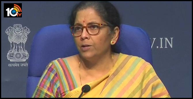 Nirmala Sitharaman, Govt answers to migrant labour crisis; small farmers, street vendors also in focus