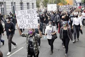 U.S. Protests Raise Fears of New Outbreaks