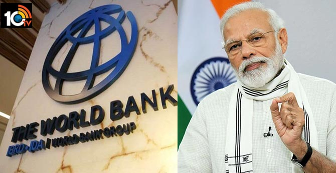 World Bank approves $1 billion to support India's fight against Covid-19