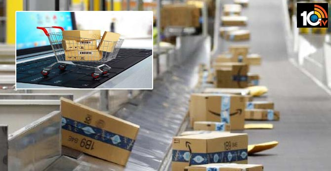E-Commerce Delivery Of Non-Essentials Allowed For Red Zones