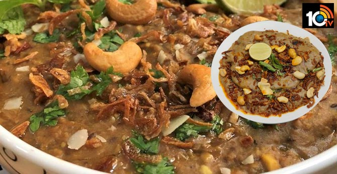 Haleem finds it way into homes during lockdown in Hyderabad