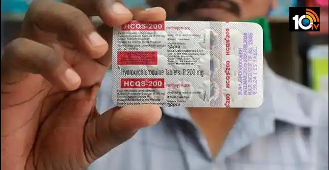 ICMR issues revised advisory on use of hydroxychloroquine