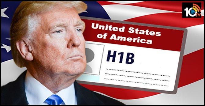 Trump signs order to suspend H-1B, L-1 visas till December