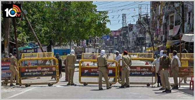 full lockdown chennai in four dist