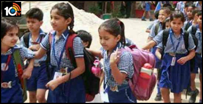 telangana schools in september only 220 days study