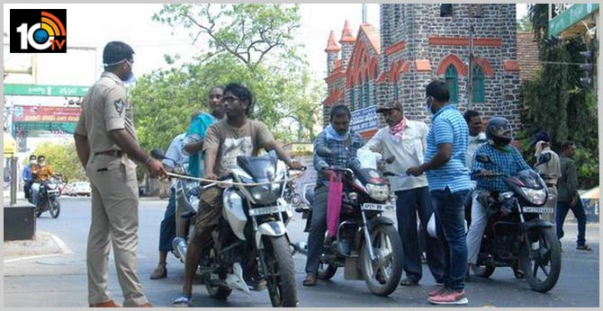 Lockdown imposed again in 3 districts in Andhra Pradesh