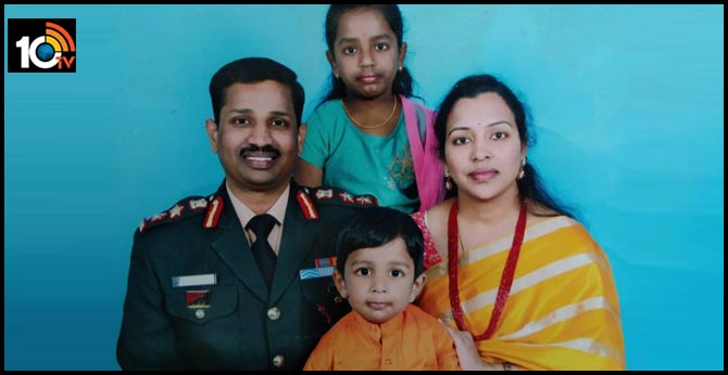 TELANGANA JAWAN DIED IN LAC FIGHT WITH CHINA