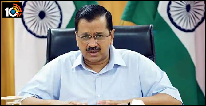 Corona features to Delhi Chief Minister Arvind Kejriwal..went to home isolation