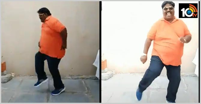 Megastar Chiranjeevi Fan Dance Video Gone Viral